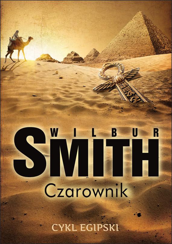 okładka Czarownik, Ebook   Wilbur Smith