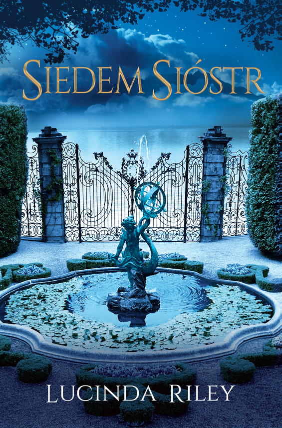 okładka Siedem sióstrebook | epub, mobi | Lucinda Riley
