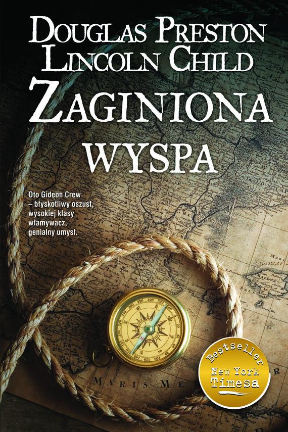 okładka Zaginiona wyspa, Ebook | Lincoln Child, Douglas Preston