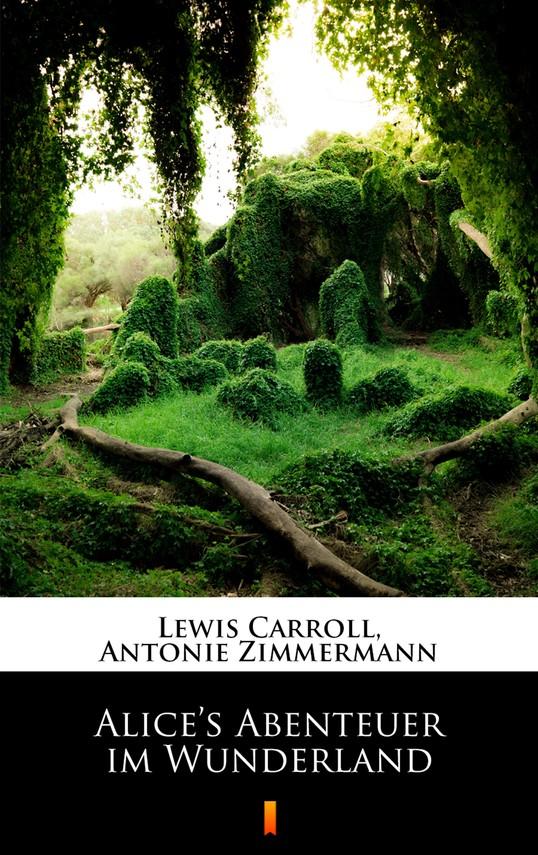 okładka Alice's Abenteuer im Wunderland, Ebook | Lewis Carroll