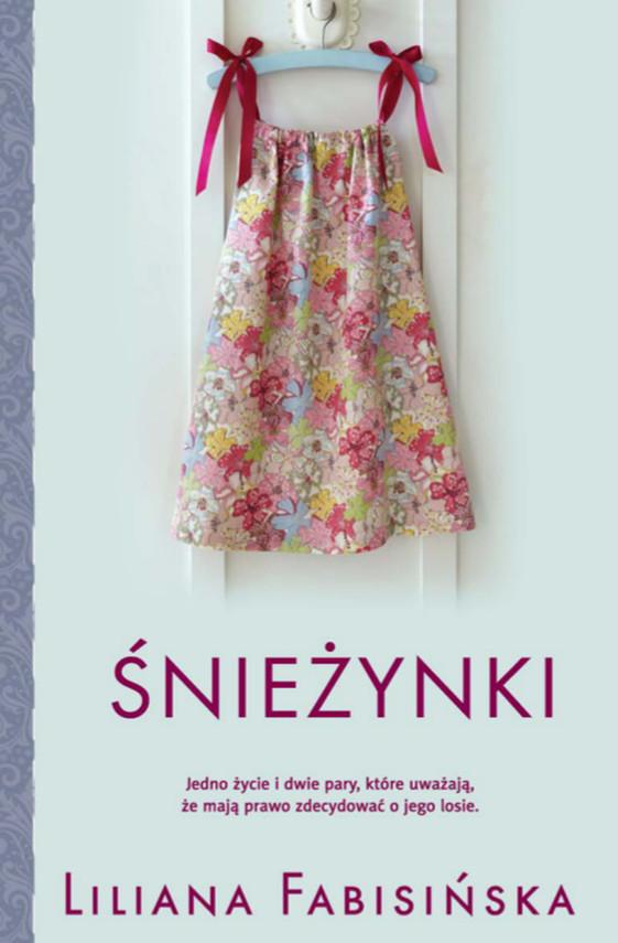okładka Śnieżynki, Ebook | Liliana Fabisińska