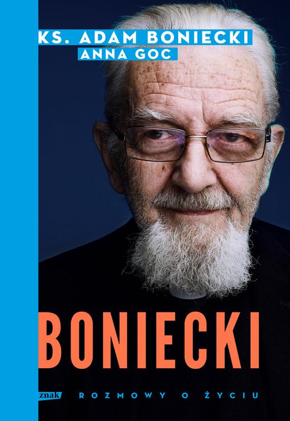 okładka Bonieckiebook | epub, mobi | ks. Adam Boniecki, Anna Goc