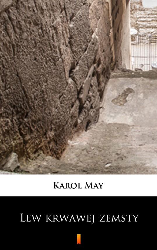 okładka Lew krwawej zemstyebook   epub, mobi   Karol May