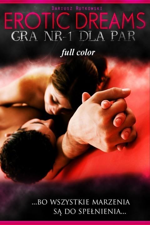 okładka Erotic dreams. Gra nr-1 dla par, Ebook | Dariusz Rutkowski