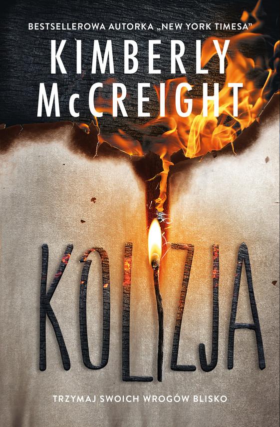 okładka Kolizja (Outliersi #3), Ebook   Kimberly McCreight