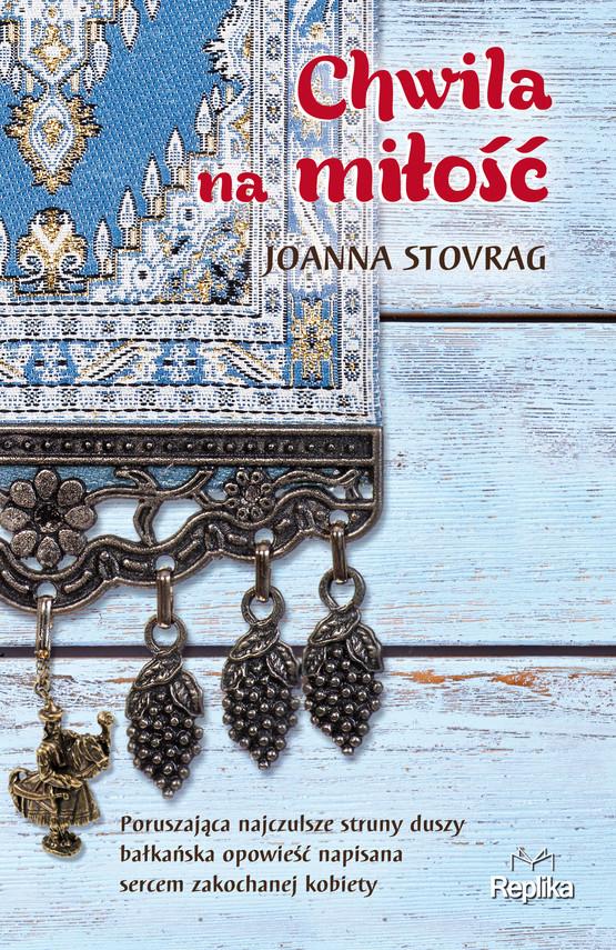 okładka Chwila na miłość, Ebook | Joanna Stovrag