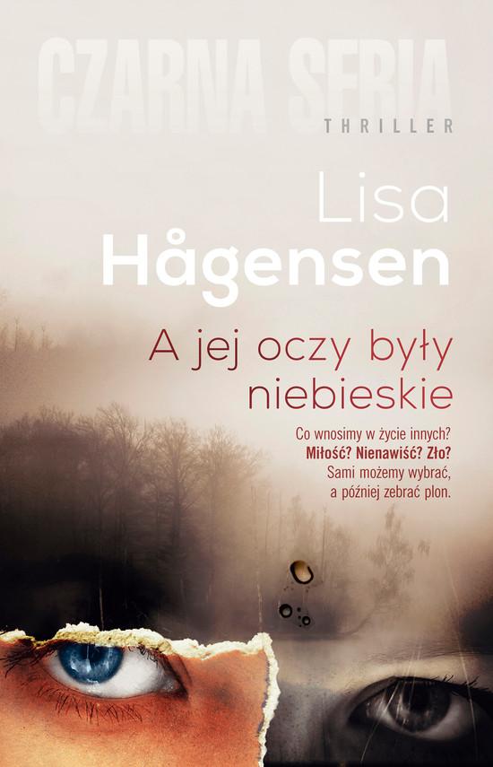 okładka A jej oczy były niebieskieebook | epub, mobi | Lisa Hågensen