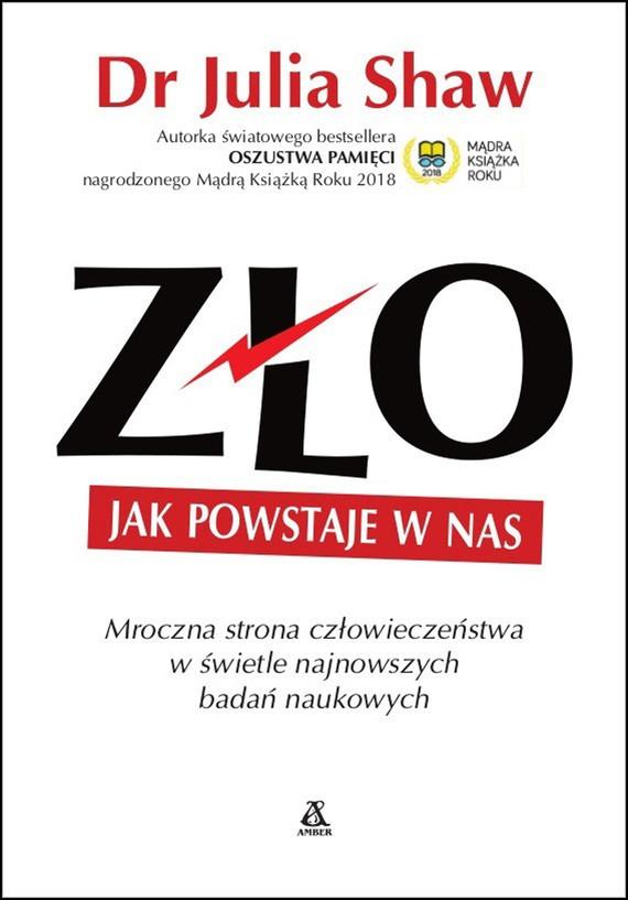 okładka Zło - Jak powstaje w nasebook | epub, mobi | Julia Shaw