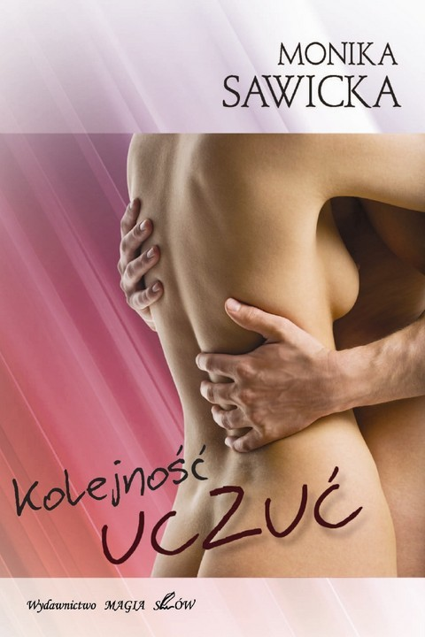 okładka Kolejność uczućebook | pdf | Monika Sawicka