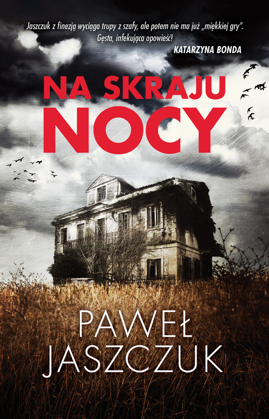 okładka Na skraju nocy, Ebook | Paweł Jaszczuk
