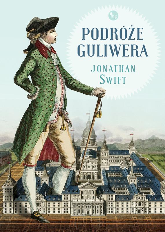 okładka Podróże Guliwera, Ebook | Jonathan Swift