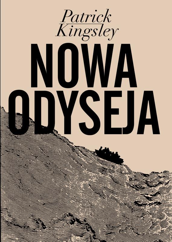 okładka Nowa Odyseja, Ebook | Patrick Kingsley