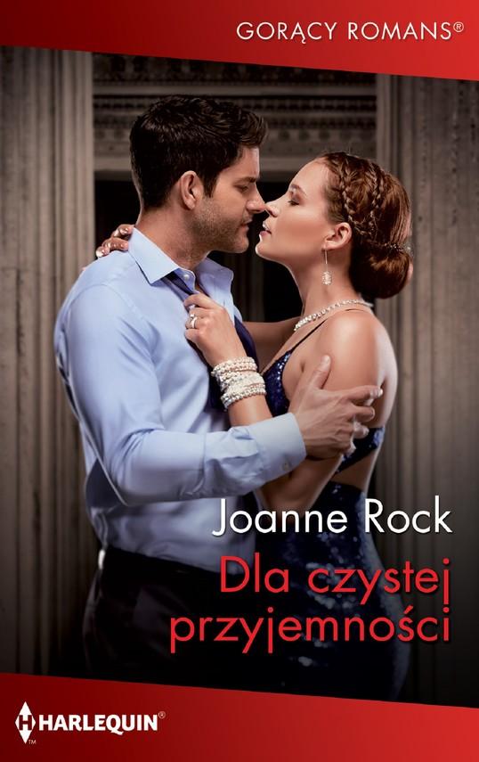 okładka Dla czystej przyjemnościebook | epub, mobi | Joanne Rock