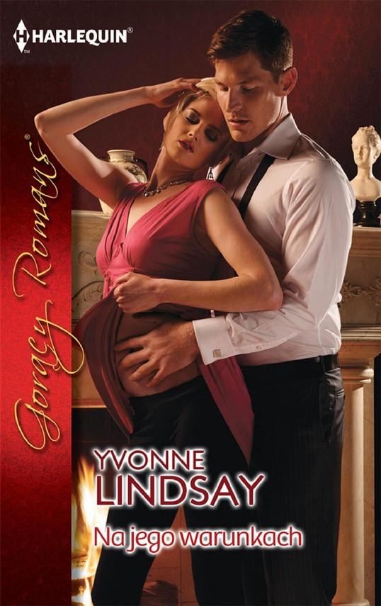 okładka Na jego warunkach, Ebook | Yvonne Lindsay