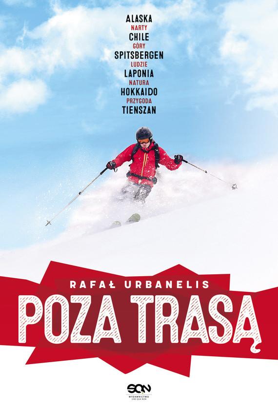 okładka Poza trasą, Ebook | Rafał Urbanelis