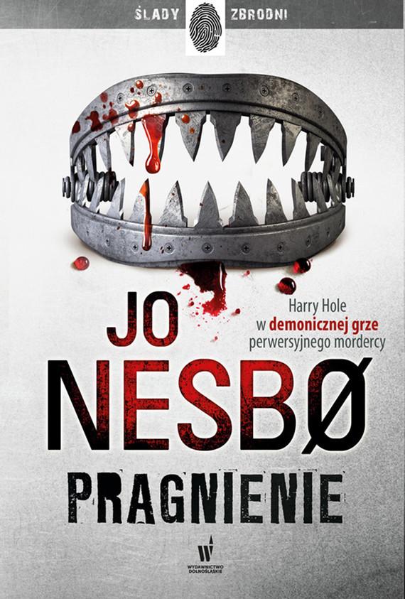okładka Pragnienieebook | epub, mobi | Jo Nesbø