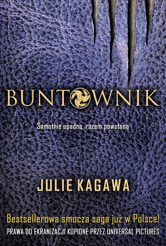 okładka Buntownikebook   epub, mobi   Julie Kagawa