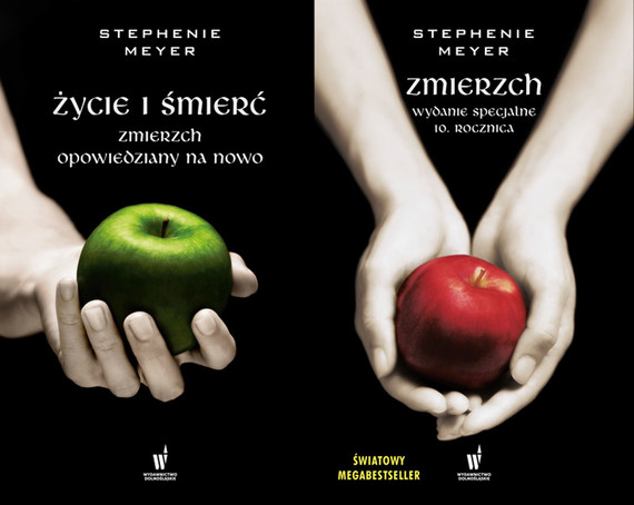 okładka ZMIERZCH. Życie i śmierć. Zmierzch opowiedziany na nowoebook | epub, mobi | Stephenie Meyer