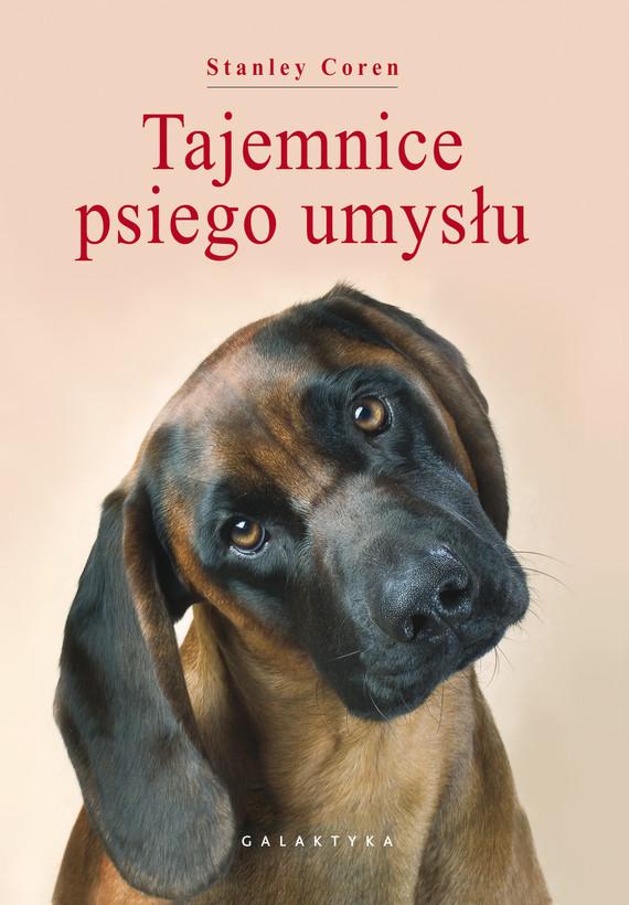 okładka Tajemnice psiego umysłuebook   epub, mobi   Stanley Coren