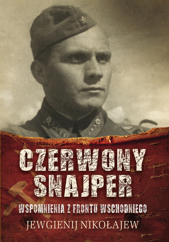okładka Czerwony snajperebook   epub, mobi   Jewgienij Nikołajew