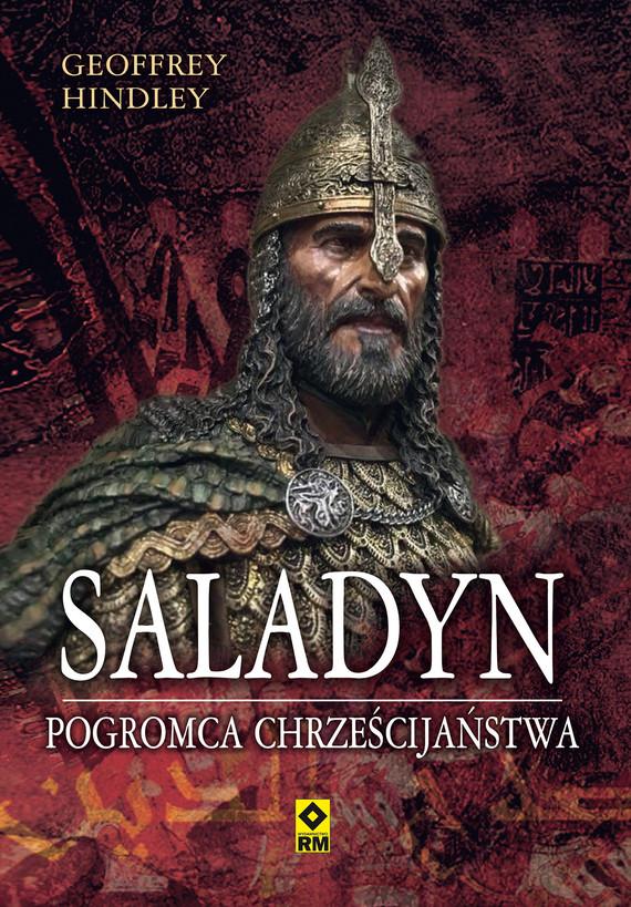 okładka Saladynebook   epub, mobi   Geoffrey Hindley