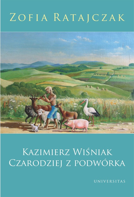 okładka Kazimierz Wiśniak. Czarodziej z podwórkaebook | epub, mobi | Ratajczak Zofia