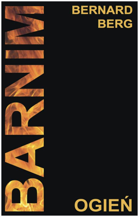 okładka BARNIM Ogień, Ebook | Bernard Berg