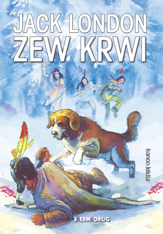 okładka Zew krwiebook | epub, mobi | Jack London