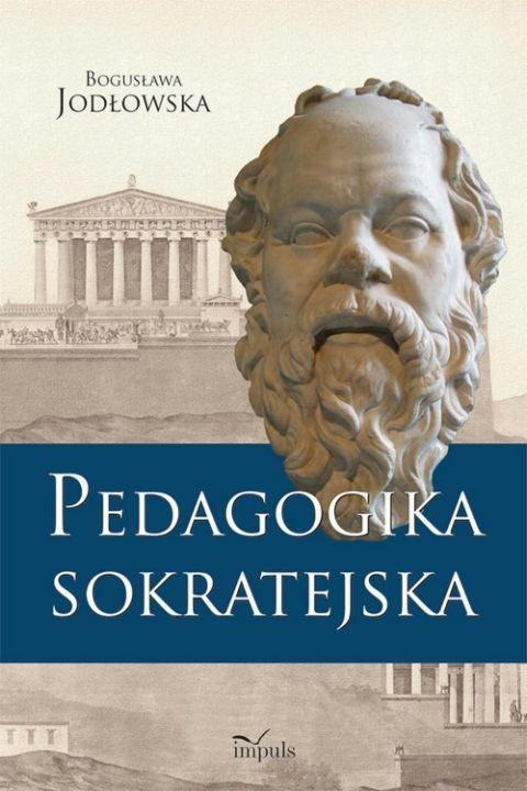 okładka Pedagogika sokratejska, Ebook   Bogusława Jodłowska