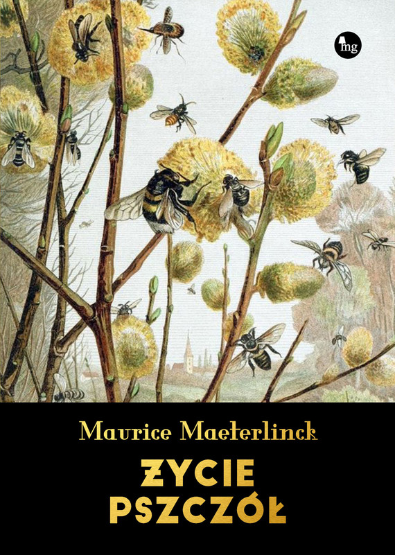 okładka Życie pszczół, Ebook | Maurice Maeterlinck