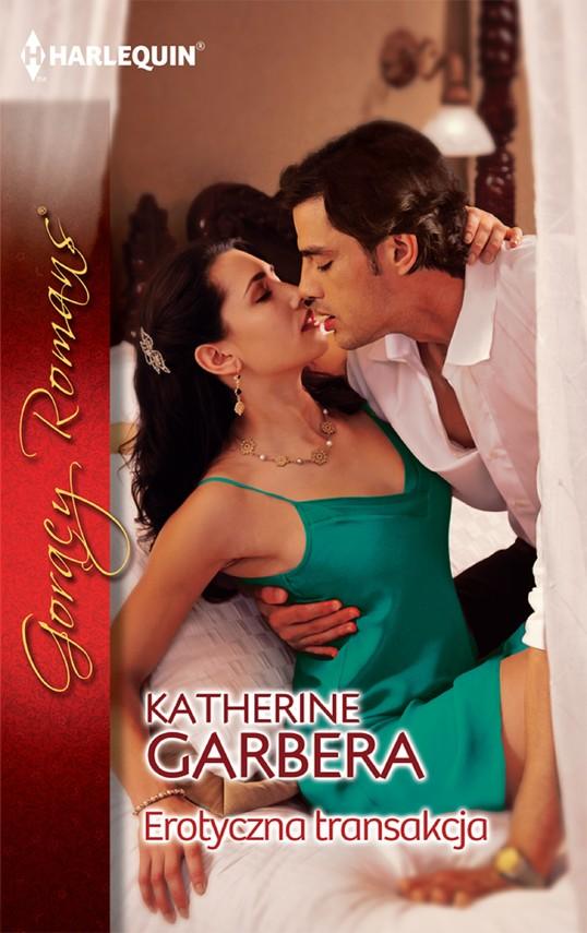 okładka Erotyczna transakcjaebook | epub, mobi | Katherine Garbera