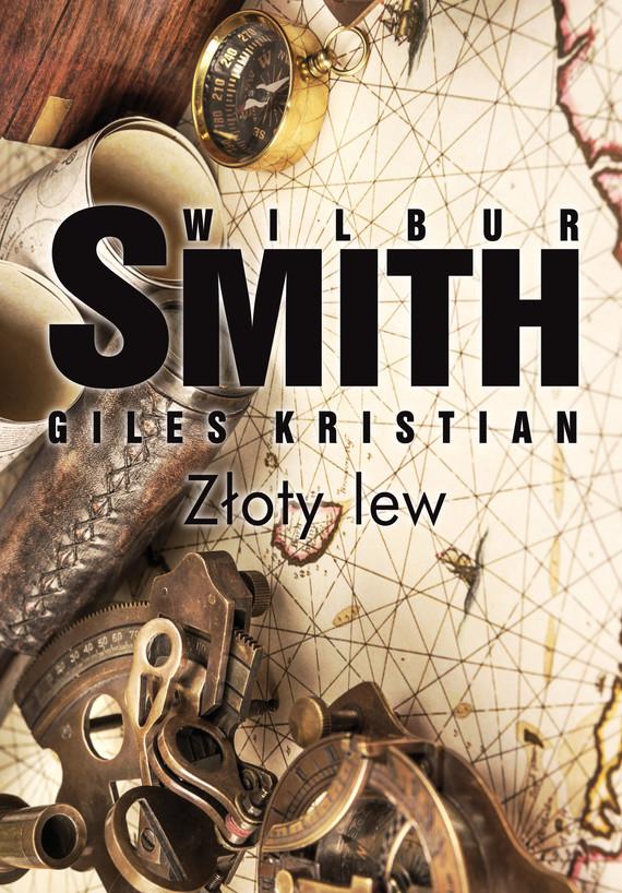 okładka Złoty lew, Ebook   Wilbur Smith, Giles Kristian