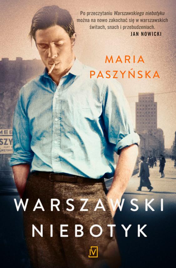 okładka Warszawski niebotykebook   epub, mobi   Maria  Paszyńska