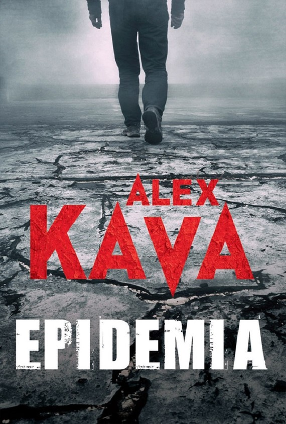 okładka Epidemia, Ebook | Alex Kava
