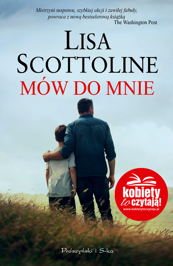 okładka Mów do mnie, Ebook | Lisa Scottoline