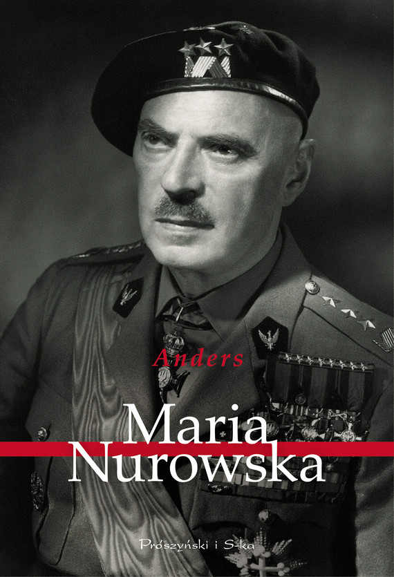 okładka Andersebook   epub, mobi   Maria Nurowska
