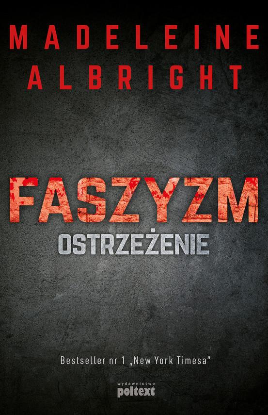 okładka Faszyzm. Ostrzeżenieebook | epub, mobi | Madeleine Albright