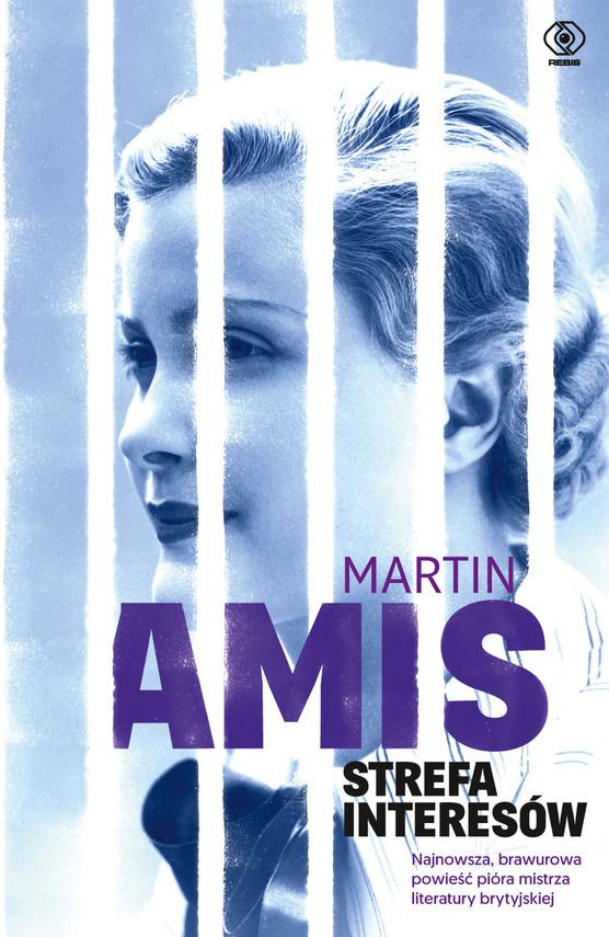 okładka Strefa interesówebook | epub, mobi | Martin Amis