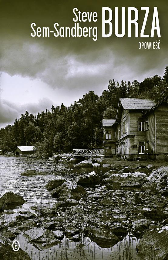 okładka Burzaebook | epub, mobi | Steve Sem-Sandberg