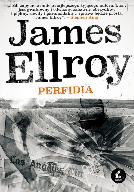 okładka Perfidia, Ebook | James Ellroy