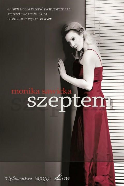 okładka Szeptemebook | pdf | Monika Sawicka