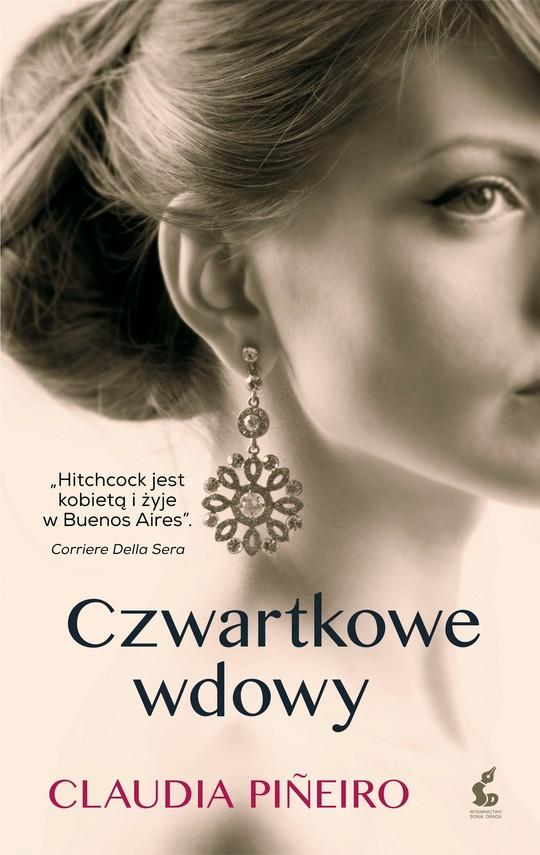 okładka Czwartkowe wdowyebook | epub, mobi | Claudia Piñeiro