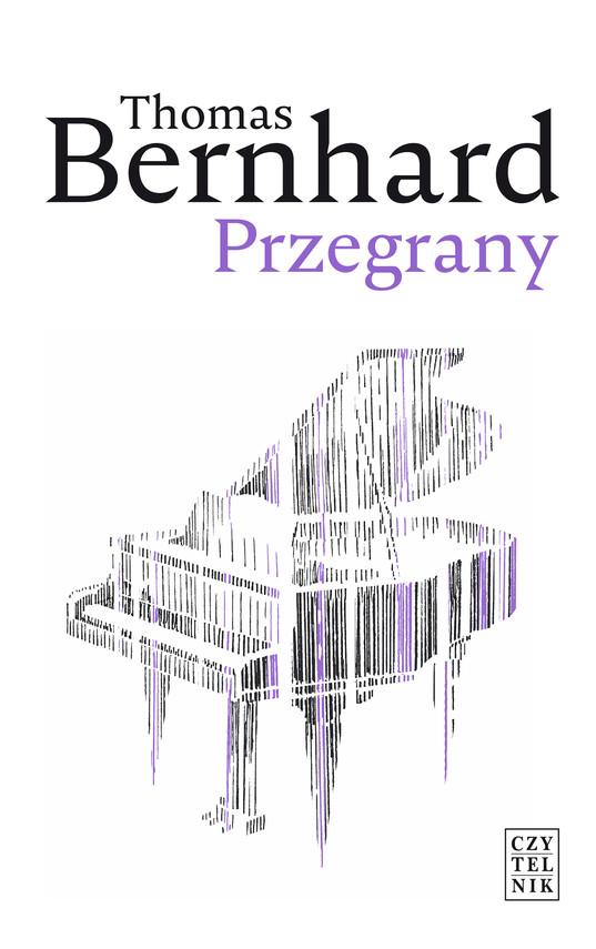 okładka Przegranyebook   epub, mobi   Thomas Bernhard
