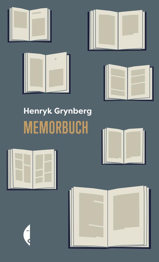 okładka Memorbuchebook | epub, mobi | Henryk Grynberg