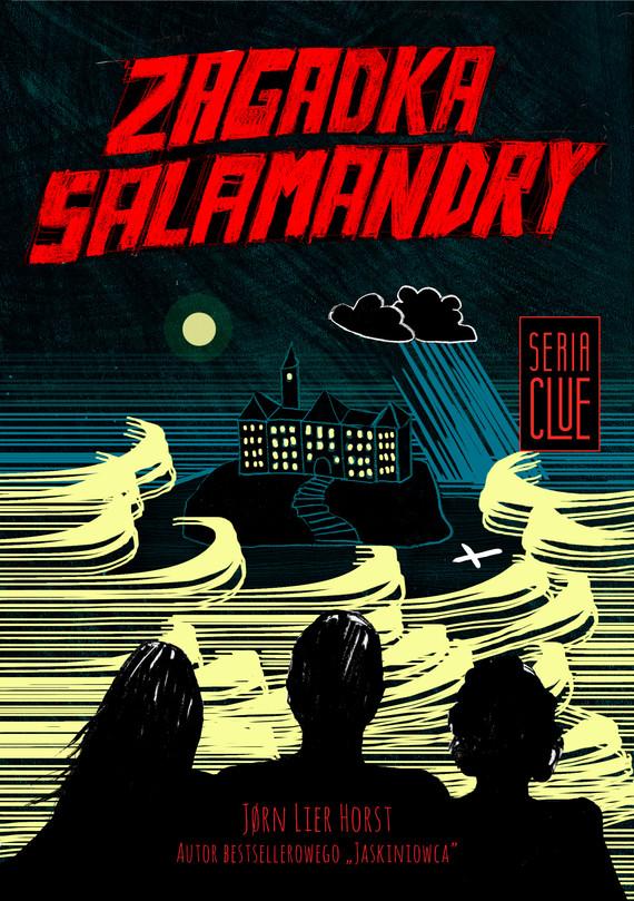 okładka CLUE (Tom 1). Zagadka salamandry, Ebook | Jørn Lier Horst