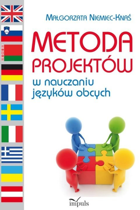 okładka Metoda projektów w nauczaniu języków obcych, Ebook | Małgorzata Niemiec-Knaś