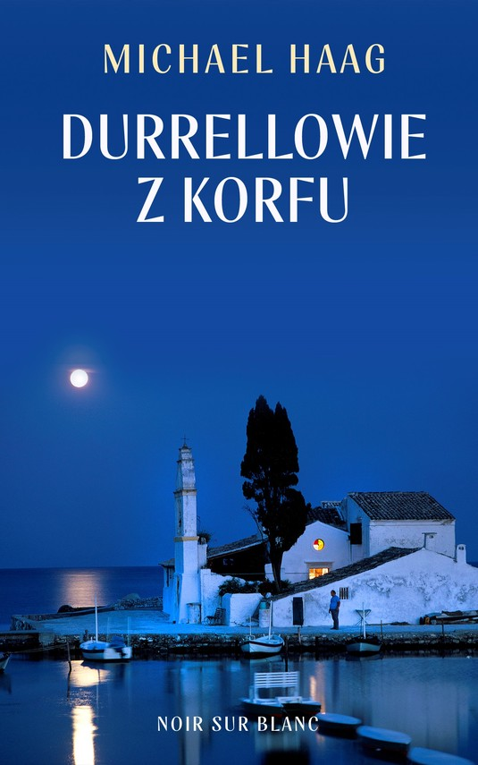 okładka Durrellowie z Korfuebook | epub, mobi | Michael Haag