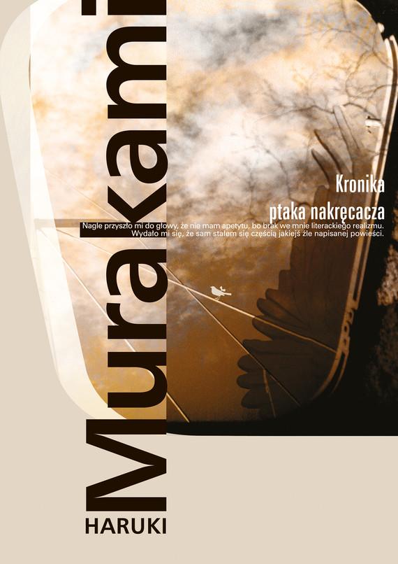 okładka Kronika ptaka nakręcaczaebook | epub, mobi | Haruki Murakami