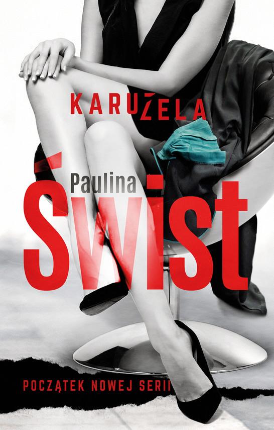 okładka Karuzela, Ebook | Paulina Świst