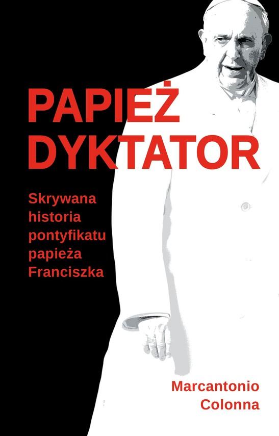 okładka Papież dyktator, Ebook   Marcantonio Colonna